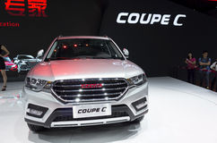 HAVAL Coupe C SUV Stock Photo