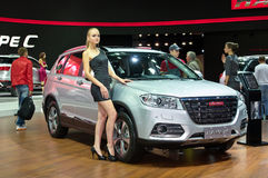 Haval H6 Royalty-vrije Stock Afbeelding