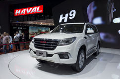 HAVAL H9 SUV Stock Photography