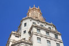 Havana architecture Royalty Free Stock Photos