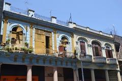 Havana Balconies Stock Image