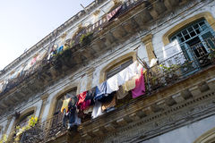 Havana Balcony Stock Photos