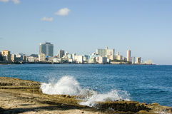 Havana Bay Royalty Free Stock Photo