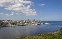Havana Bay stock fotografie