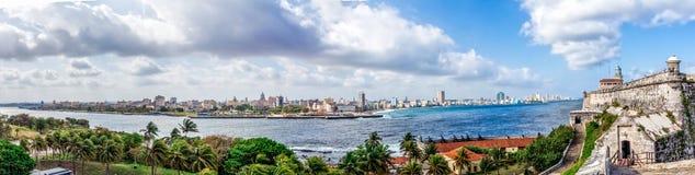 Havana Bay Fotografia Stock