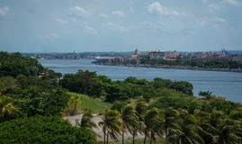 Havana bay Royalty Free Stock Image