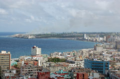Havana Bay, Cuba Royalty Free Stock Image