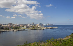 Havana Bay Stock Photography