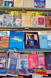 Havana book stall Royalty Free Stock Images