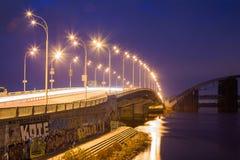 Havana bridge in Kiev. Stock Photo
