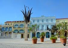 Havana, capital of Cuba Royalty Free Stock Photography