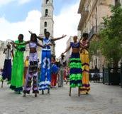 Havana Carnaval Royalty-vrije Stock Foto