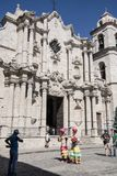 Havana Cathedral, Cuba Royalty Free Stock Image