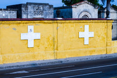 Havana Cemetery Imagem de Stock