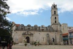 Havana Church Royalty Free Stock Photos