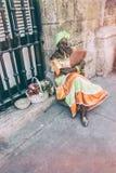 Havana Cigar Lady Fotografia de Stock