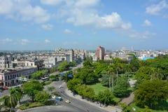 Havana City Cityscape Fotografía de archivo