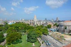 Havana City Cityscape Imagenes de archivo