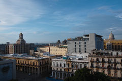 Havana city in Cuba Stock Image