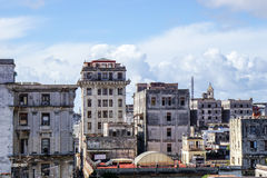 Havana City. Cuba. Havana City. view over the capital. Cuba Stock Photos