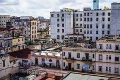 Havana City. Cuba. Havana City. view over the capital. Cuba Royalty Free Stock Image