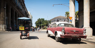 Havana City Cuba Royalty Free Stock Images