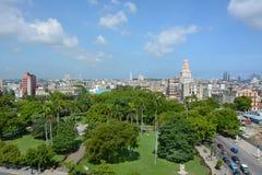 Havana City Overview Fotos de archivo libres de regalías