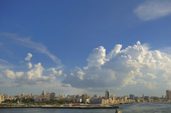 Havana city skyline Stock Photo