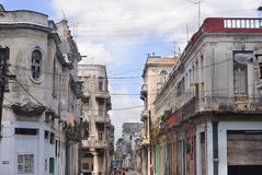 Havana cityscape royalty free stock images