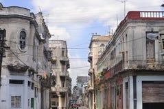 Havana cityscape Royalty Free Stock Images
