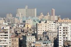 Havana cityscape. Stock Photo