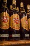Havana Club-rum stock afbeeldingen