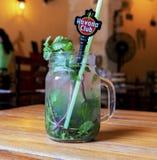 Havana Club Rum Mojito lizenzfreie stockfotografie