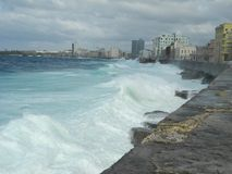 HAVANA-CUBA fotografie stock