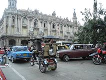 HAVANA-CUBA Lizenzfreie Stockfotografie