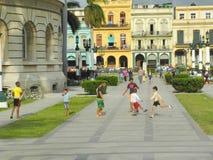 HAVANA-CUBA Stockfotografie