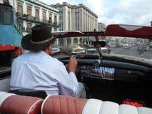 HAVANA-CUBA Imagens de Stock