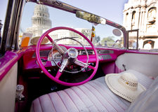 Havana Cuba Royalty-vrije Stock Foto