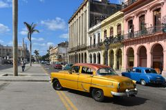 Havana, Cuba Stock Afbeelding