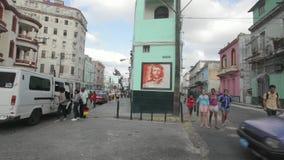 Havana, Cuba stock videobeelden