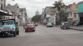 Havana, Cuba stock footage