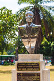 HAVANA, CUBA - APRIL 1, 2012: Monument van Paraguayaanse advocaat DE F Royalty-vrije Stock Afbeeldingen