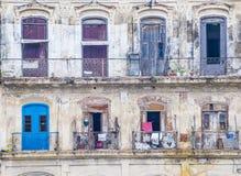 Havana Cuba architectural details Stock Photo