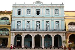 Havana, Cuba architecture Royalty Free Stock Photography