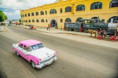 HAVANA, CUBA - AUGUSTUS 30, 2015: Oude schrijver uit de klassieke oudheid Royalty-vrije Stock Foto's