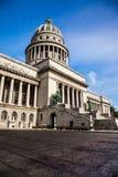 Havana, Cuba - buil famoso do Capitólio nacional (Capitolio Nacional) Foto de Stock Royalty Free