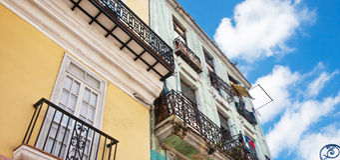 Havana, Cuba - city architecture Royalty Free Stock Image