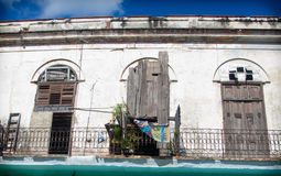 Havana, Cuba - city architecture Royalty Free Stock Photography