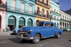 Havana, Cuba Royalty Free Stock Photos