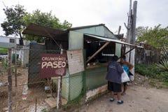 Havana, Cuba - food shortage Royalty Free Stock Photos